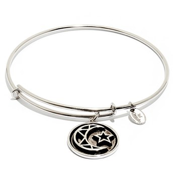 Crescent Bangle - Chrysalis Talisman Collection