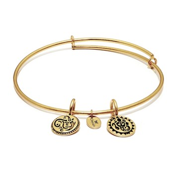 LUCKY GANESH Bangle - Chrysalis Life Collection