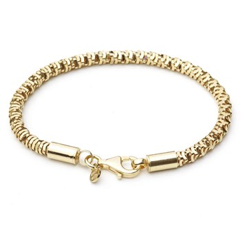 Mi Moneda Gold-Plated Gusto Bracelet ONLY 2 LEFT!