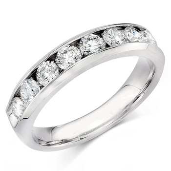 345703-Camelot Bridal Joy Diamond Anniversary Ring
