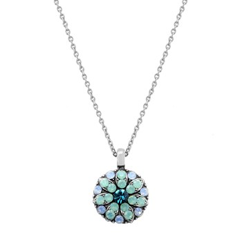 348806-Mariana Green and Blue Angel Necklace