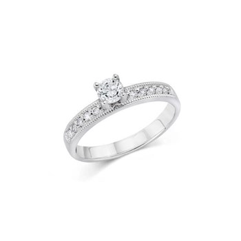 345515-Camelot Bridal Kayla Diamond Ring