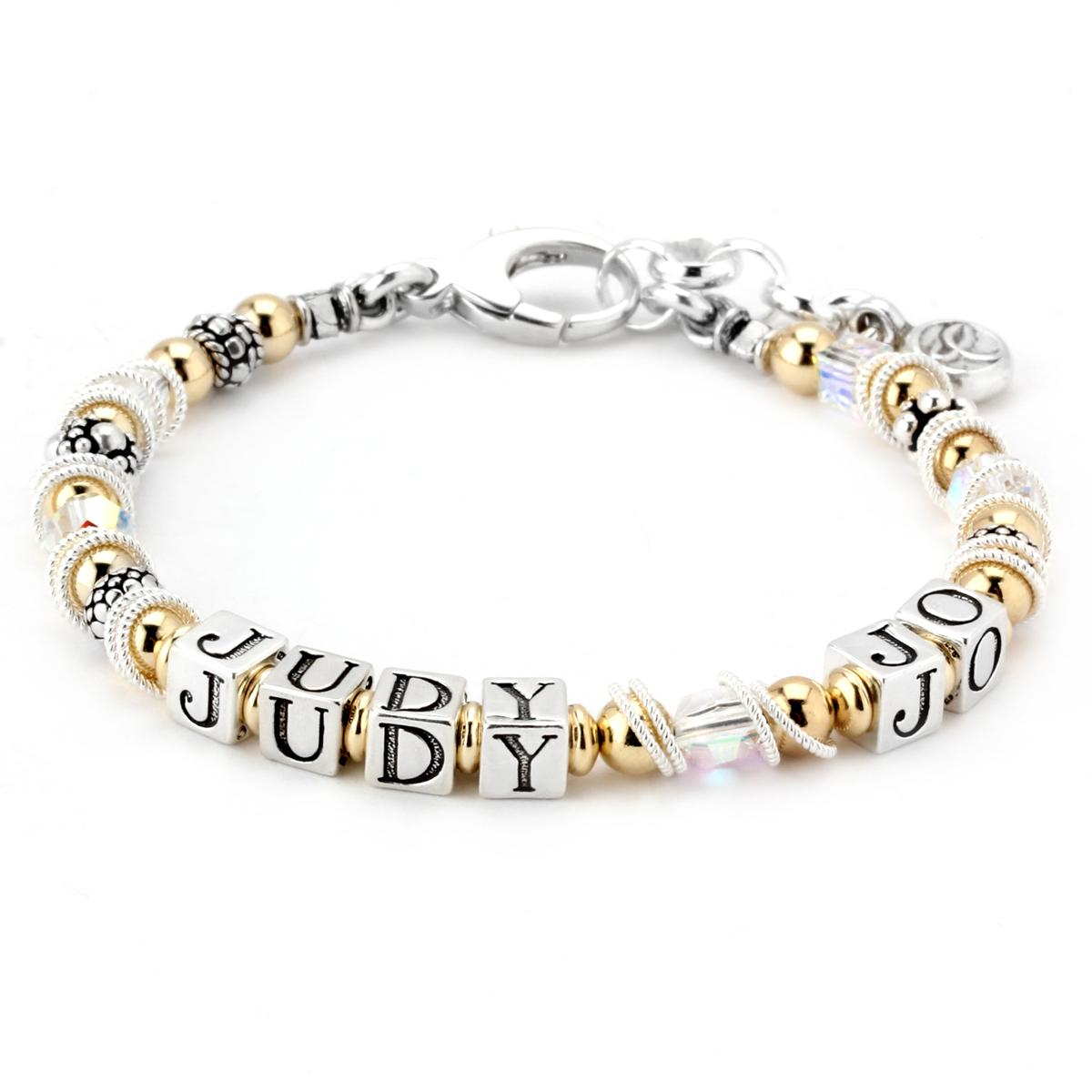 53c86f093 240-3063-Elisa Ilana Judy Jo Style Mothers Bracelet