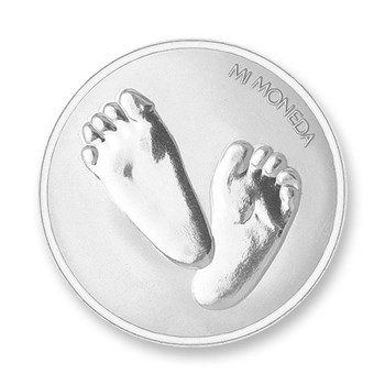 Mi Moneda Baby Feet & Te Quiero Small Disc ONLY 1 LEFT!