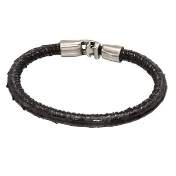 Pitonisa (Pythoness) Black Bracelet 610-698 RETIRED ONLY 2 LEFT!
