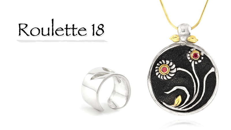 Roulette 18 Jewelry