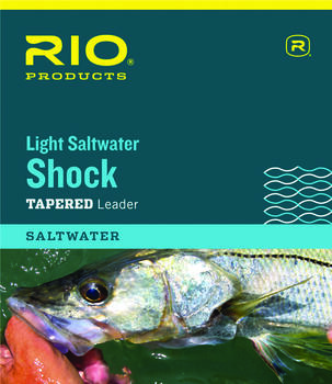 Light Saltwater Shock Leader