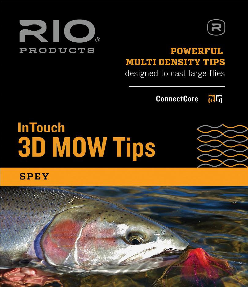 RIO InTouch Skagit iMOW Medium Tip 7.5 INT//2.5 T11