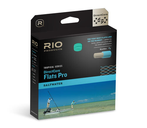 Tropical saltwater fly lines for fly fishing - RIO Products
