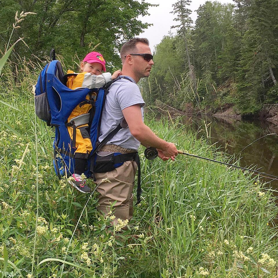fishing, Matt Dort