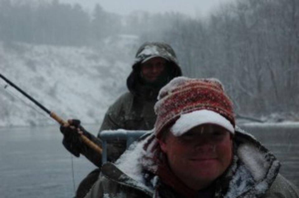 Winter Steelhead in the Great Lakes - RIO Products