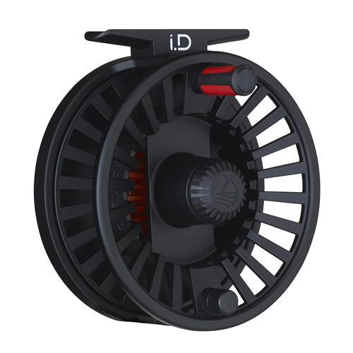 Id Reel Color Black