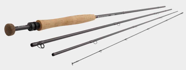 STRIKE Euro Nymph Fly Rod