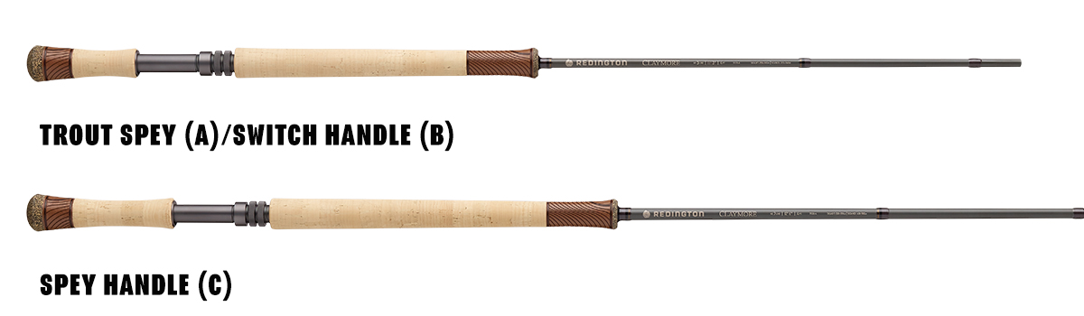 Claymore Fly Rod