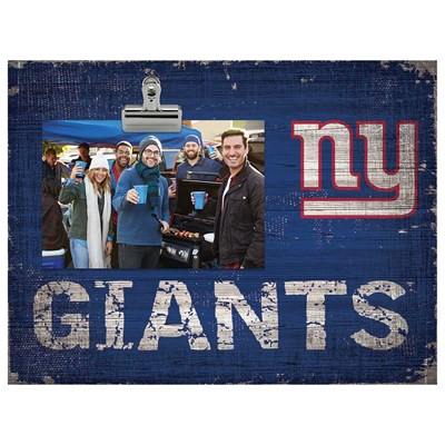 New York Giants - Team Clip Frame