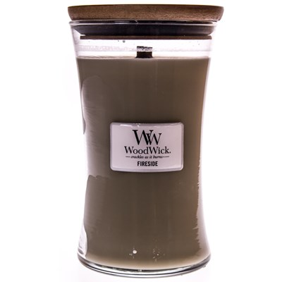 WoodWick ® Fireside Large Candle