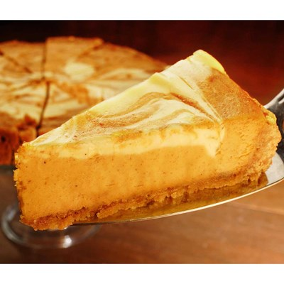 Tennessee Cheesecake ® Pumpkin Cheesecake