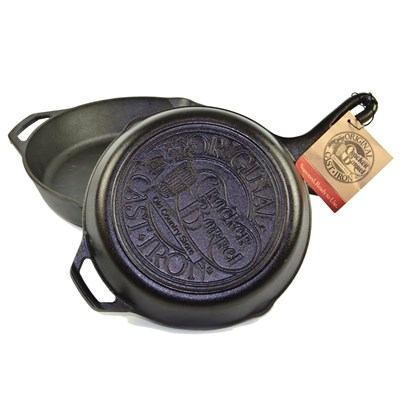 Lodge ® 10-1/4'' Cast Iron Skillet