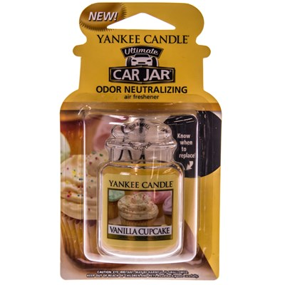 Yankee Candle ® Vanilla Cupcake Car Jar ® Ultimate