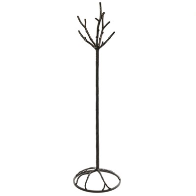 Iron Branch Coat Rack