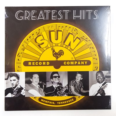 Sun Records Greatest Hits Vinyl