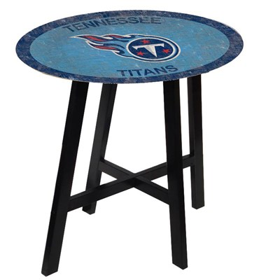 Tennessee Titans - Team Color Pub Table