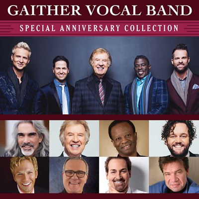 Gaither Vocal Band - Special Anniversary Collection CD