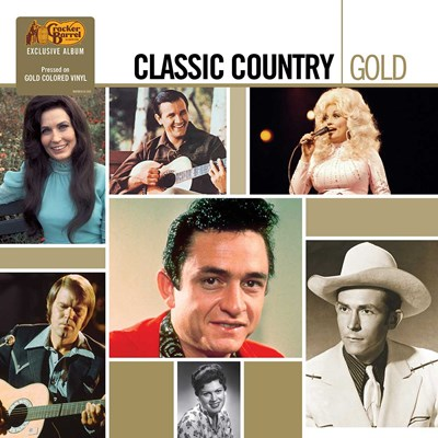 Classic Country Gold LP