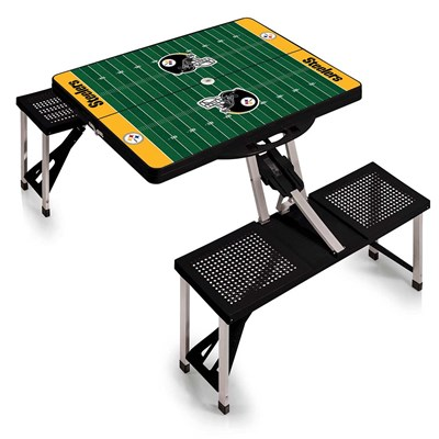 Pittsburgh Steelers - Picnic Table