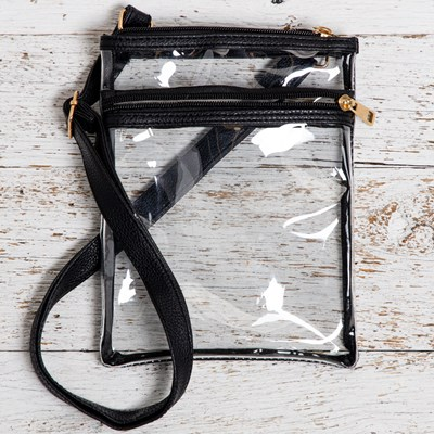 Women's Clear Crossbody
