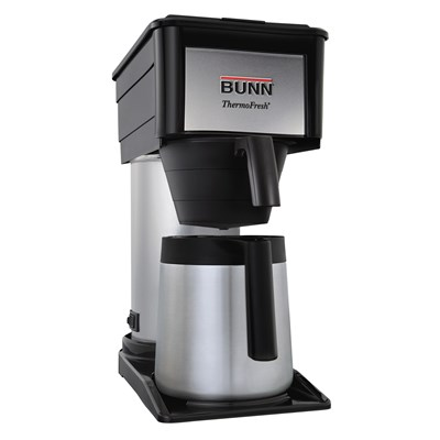 10-Cup Coffee Maker with Thermal Carafe