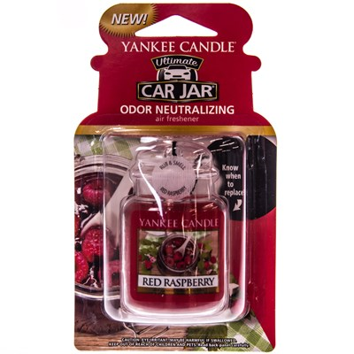 Yankee Candle ® Red Raspberry Car Jar ® Ultimate