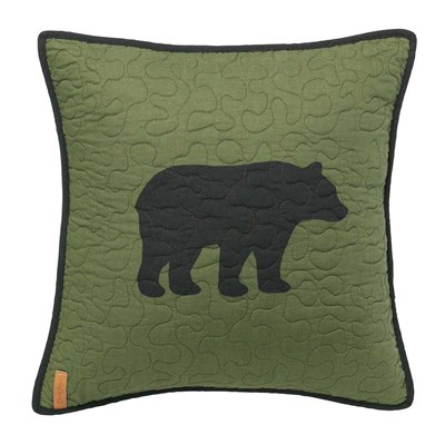 Bear River Decorative Pillow by Donna Sharp