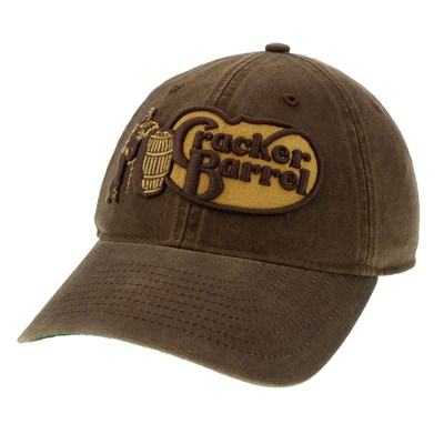 Cracker Barrel Logo Baseball Hat