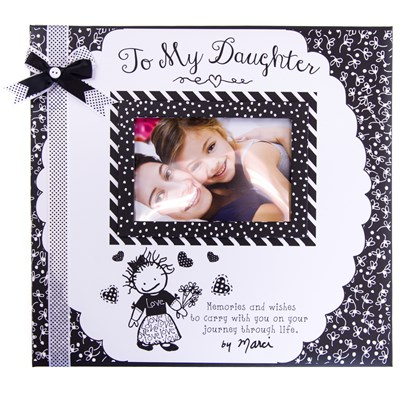 """For My Daughter"" Memory Book"