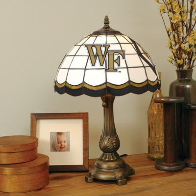 Tiffany Table Lamp - Wake Forest