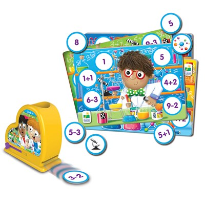 Grab It! Mathematics Lab Matching Game