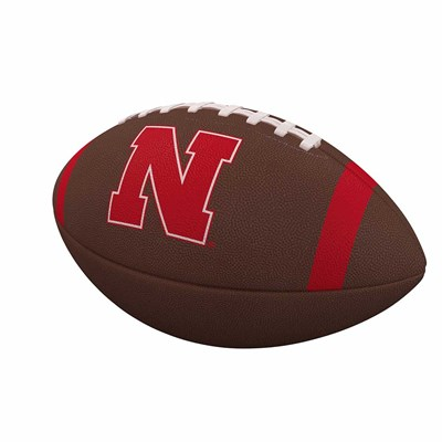 Nebraska - Full Size Composite Football