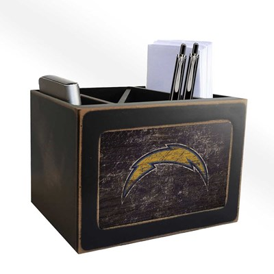 Los Angeles Chargers - Desktop Organizer