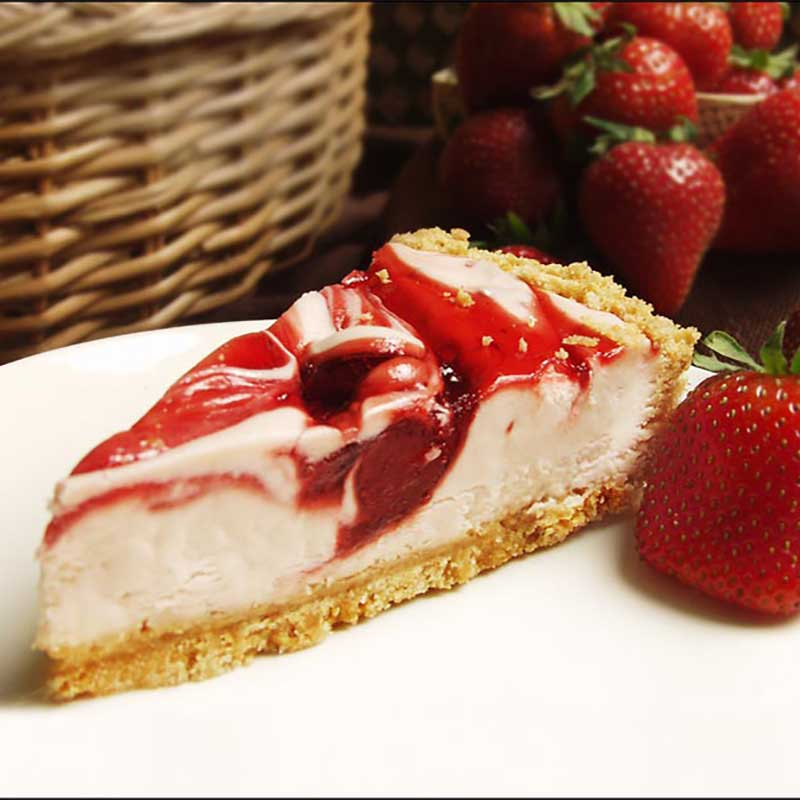 Tennessee Chesecake Strawberry