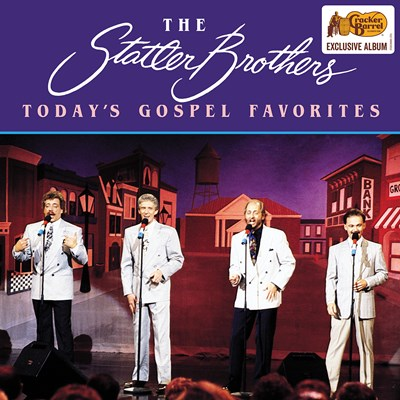 Statler Brothers Today's Gospel Favorites Vinyl