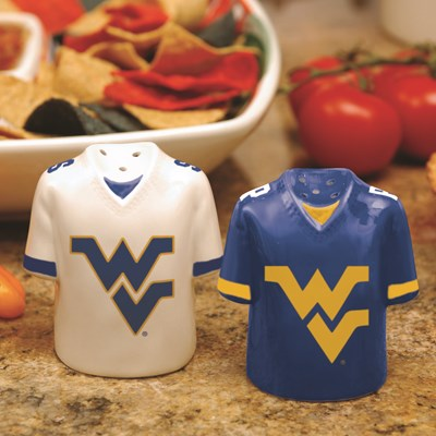 Jersey Salt & Pepper Shaker Set - West Virginia