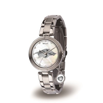 Ladies Charm Watch - Arkansas