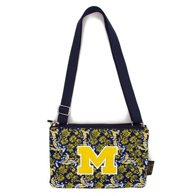 Michigan - Cross Body Bloom Purse
