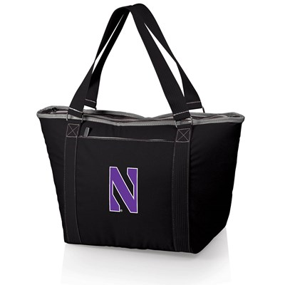 Topanga Cooler Tote Bag - Northwestern