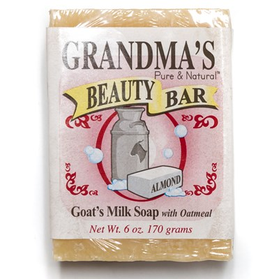 Grandmas Oatmeal Beauty Bar