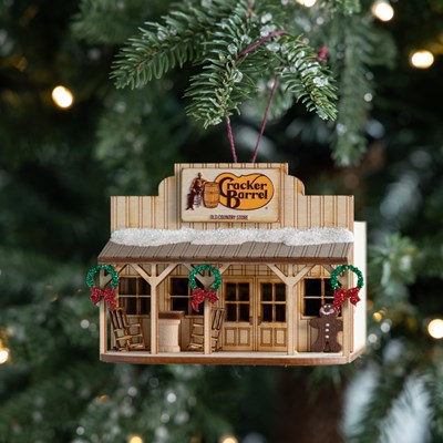 Cracker Barrel Old Country Store Ornament