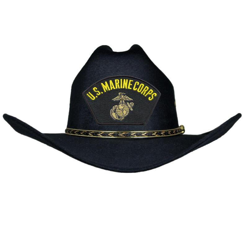 U.S. Marine Corps Cowboy Hat  c509a9e8b8c