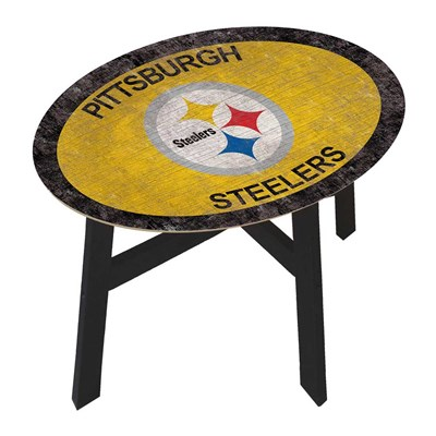 Pittsburgh Steelers - Team Color Side Table