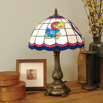 Tiffany Table Lamp - Kansas